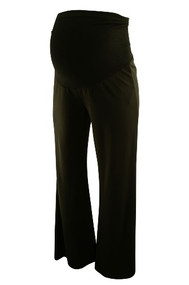 Black A Pea in the Pod Collection Maternity Career Pants (Like New - Size Small)