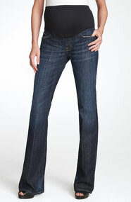 Dark Citizens of Humanity Maternity Bootcut Maternity Jeans (Gently Used- Size 31)