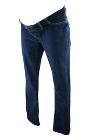 Medium Wash Seraphine Maternity Skinny Jeans (Like New - Size 3 - Large USA)