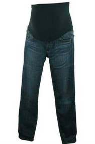 Dark Wash Jeans by AG Adriano Goldschmied for A Pea in the Pod Collection (Gently Used - Size 26R)