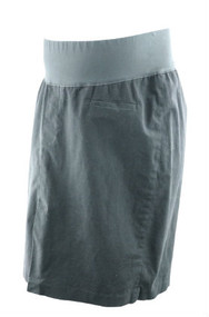 Black GAP Maternity Stretch Career Maternity Skirt (Gently Used - Size 12)