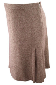 Strawberry Shortcake Duet Designs Maternity Career Skirt (Like New - Size Small)
