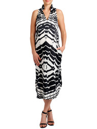 *New* Black and White Chloe Maternity/Nursing Dress Dress by Loyal Hana (Size X-Small)