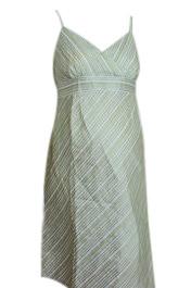 Green Maternity Dress by Motherhood Maternity (Like New-Small)