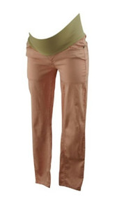 Pastel Pink A Pea in the Pod Collection Maternity Verdugo Ultra Skinny Maternity Cropped Pants (Gently Used - Size 30)