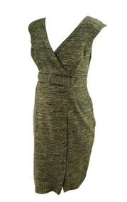 *New* Black A Pea in the Pod Maternity Career Dress with Adjustable Tags (Size Large)