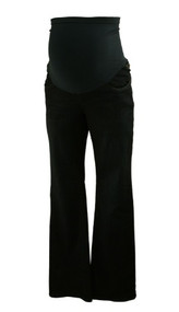 *New* Denim Blue A Pea in the Pod Maternity Maternity Slim Boot Leg Maternity Jeans (Size Medium)