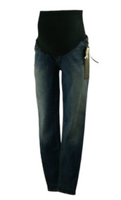 *New* Blue Sold Design Lab for A Pea in the Pod Maternity Collection Maternity Jeans (Size Medium)