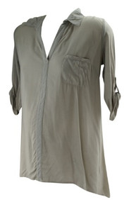 *New* Bone A Pea In A Pod Collection Maternity Adjustable Sleeve Maternity Tunic
