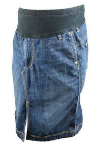 AG Adriano Gold Schmied Denim Maternity Skirt (Gently Used- Large)