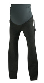 *New* Gray A Pea In the Pod Maternity Full Panel Thick Skinny Ankle Maternity Pants