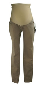 *New* Khaki A Pea In The Pod Maternity Full Panel Maternity Skinny Jeans