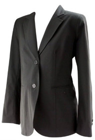 Black Career A Pea in the Pod Maternity Blazer Jacket (Gently Used - Size Large)