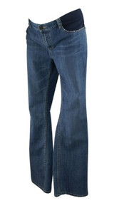 Blue Earl Jeans Maternity Boot Cut Maternity Jeans (Pre-Loved - Size 31)