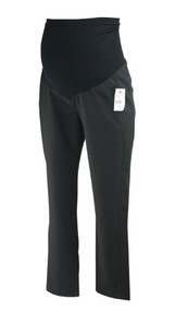 *New* Black Maternity A Pea in the Pod Cropped Career Maternity Pants (Size Small)