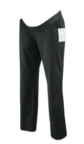 *New* Black A Pea in the Pod Maternity Straight Cut Career Maternity Pants (Size Medium- Short)