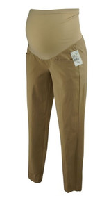 *New* Tan Rosie Pope Maternity for A Pea in the Pod Maternity Skinny Maternity Pants (Size X-Small)