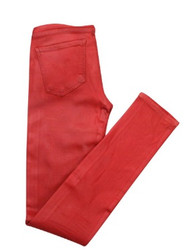 *New* Designer Red Citizens of Humanity for A Pea in the Pod Collection Maternity Skinny Maternity Jeans (Size 26)
