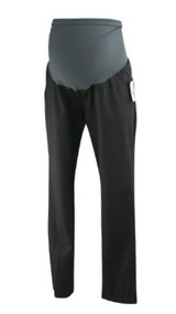 *New* Ash Gray A Pea in the Pod Maternity Straight Leg Career Maternity Pants (Size Medium)