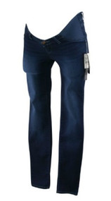 *New* Dark Wash A Pea in the Pod Maternity Slim Fit Maternity Skinny Jeans (Size Small)
