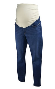 Blue Ann Taylor Loft Maternity Skinny Casual Maternity Jeans (Gently Used - Size 12 M)