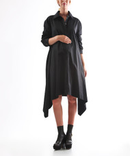 *New* Black Madeleine Marfa Cocktail Maternity Dress (New - Size X-large)