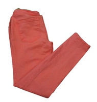 Pink Coral A Pea in the Pod Maternity Skinny Leg Designer Maternity Jeans (Like New - Size X-Small)