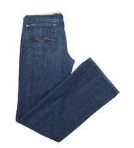 Blue 7 For All Mankind Maternity Jeans for A Pea in the Pod Maternity Collection (Gently Used - Size 30)