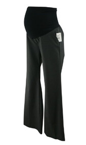 *New* Charcoal A Pea in the Pod Maternity Collection Maternity Dress Pants (Size Medium)