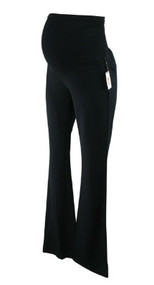 *New* Black A Pea in the Pod Maternity Full Panel Career Maternity Pants (Size Small)