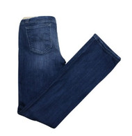 Blue Joe's Jo Jeans for A Pea in the Pod Maternity Boot Cut Maternity Jeans ( Like New - Size 28 W)