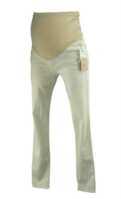 *New* Cream AG Adriano Goldschmied The Legging  Ankle Super Skinny Ankle Maternity Jeans for A Pea in the Pod Collection  Maternity (Size 26)