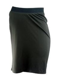 *New* Black A Pea in the Pod Maternity Pencil Career Maternity Skirt (Size Medium)