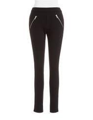 Black BB Dakota Elastic Waist Ankle Pants  (Like New - Size X-Small)