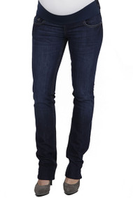 Dark Wash DL1961  Maternity  Kate Slim Straight leg Jeans (Like New - Size 27)
