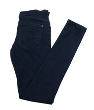 Dark Blue James Jeans Maternity Skinny Maternity Jeans (Gently Used - Size 24)