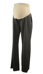 *New* Brown A Pea in the Pod Maternity Boot Cut Career Maternity Pants (Size Large)