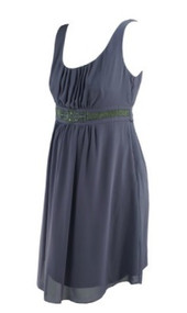 *New* Lavender A Pea in the Pod Maternity Sleeveless Special Occasion Maternity Dress (Size Medium)