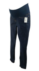 *New* Dark Wash J Brand for A Pea in the Pod Collection Maternity Skinny Jeans (Size 26)