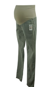 *New* Pewter Green A Pea in the Pod Khaki Maternity Pants (Size 0)