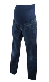 Denim Blue Adriano Goldschmied for A Pea in the Pod Collection Maternity Jeans (Like New - Size 29)