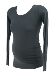 Lot of 4 A Pea in the Pod Maternity Long Sleeve Casual Tops (Gently Used - Size X-Small)