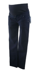 *New* Deep Navy Gor & Sin Maternity Full Panel Skinny Jeans
