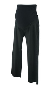 Black Motherhood Maternity Casual Maternity Pants (Gently Used - Size Petite X-Small)