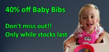 baby bibs banner