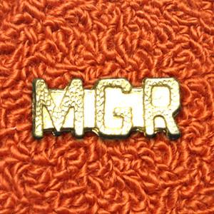 MGR Word Pin