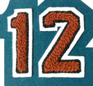 Jersey Number Example