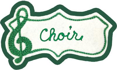 Choir Shield