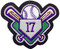 Baseball Grand Slam w/ Jersey Number