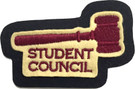 Student Council Gavel